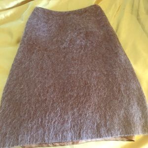Cute purplish French connection skirt